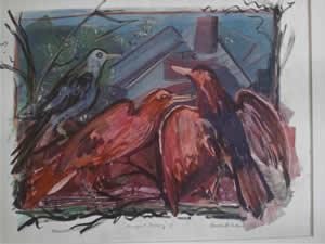 Birds by Marcia McEachron
